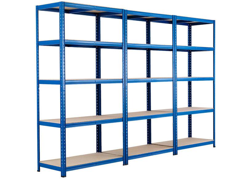 Slotted Angle Rack :: Ganesh Furniture :: Surat :: Gujarat :: India
