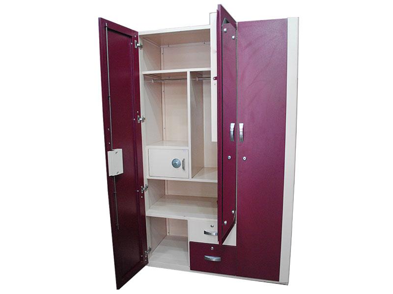 Steel Cupboard :: Ganesh Furniture :: Surat :: Gujarat ...