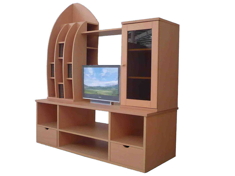 TV Showcase Ganesh Furniture Surat Gujarat