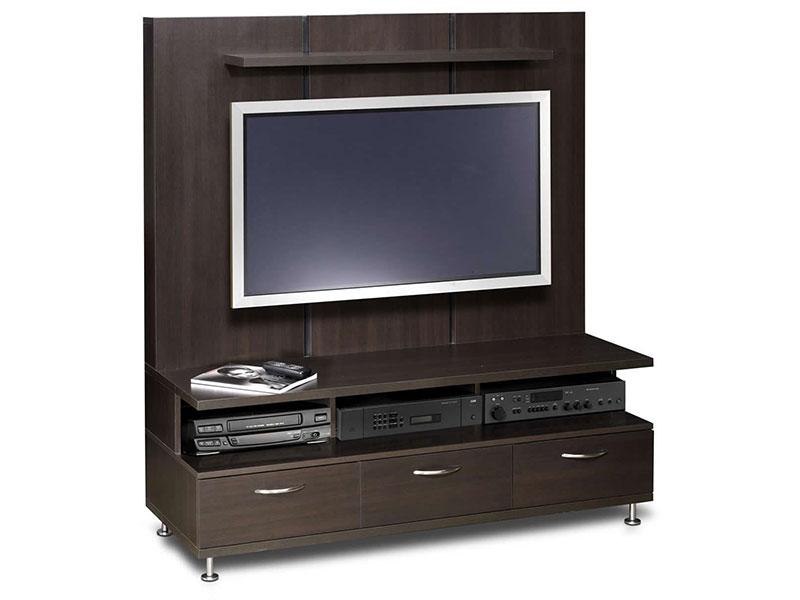 Stylish wooden tv stands - Showcase Ganesh Furniture Surat Gujarat India
